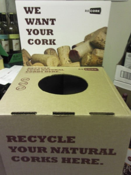 cork recycle