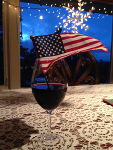 1-wine-with-flag-Franklin-Liquors