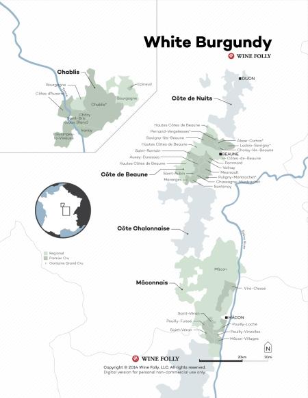 16-France-White-Burgundy-regions-map-Franklin-Liquors