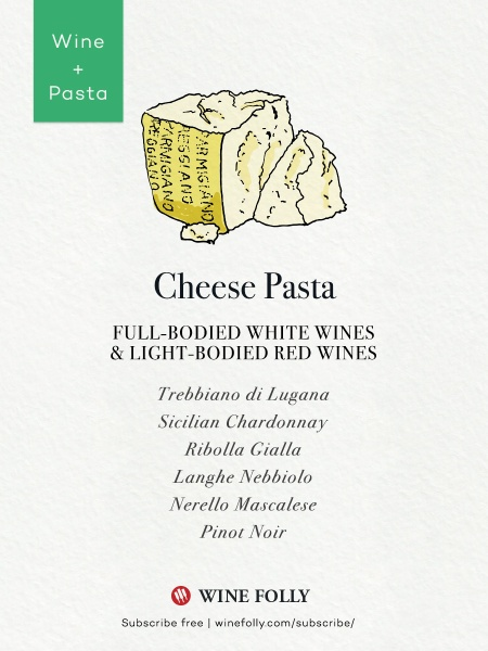 17-cheese-pasta-wine-pairing-Franklin-Liquors