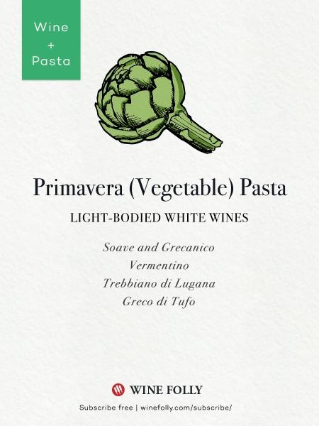17-primavera-artichoke-pasta-wine-pairing-Franklin-Liquors