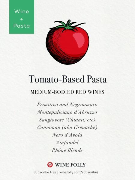 17-tomato-based-spaghetti-wine-pairing-Franklin-Liquors