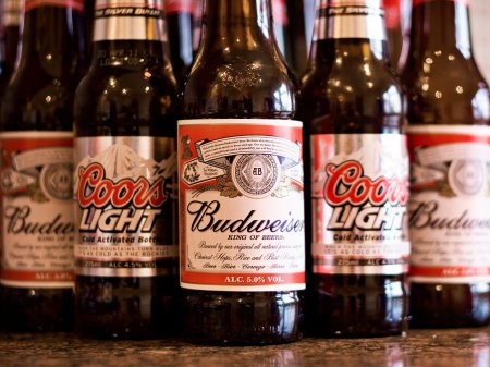 12-bottles of budweiser-Franklin-Liquors