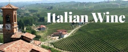 Italian-Wine Class