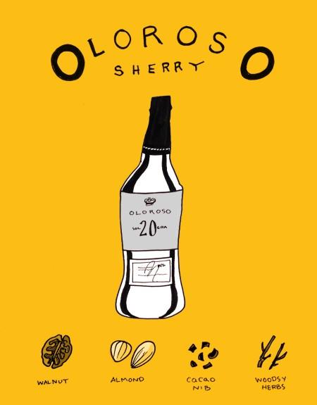 9-oloroso-sherry-wine-taste-pairing-franklin-liquors