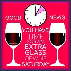 wine-clock