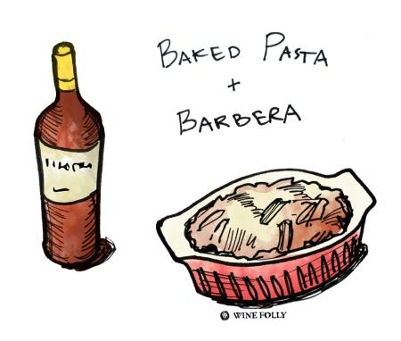 31baked-pasta-barbera-pairing-franklin-liquors